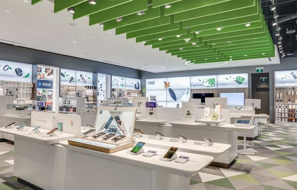 Telus at Tsawwassen Mills Mall